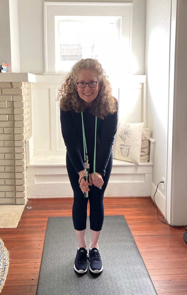 getting started with jump rope