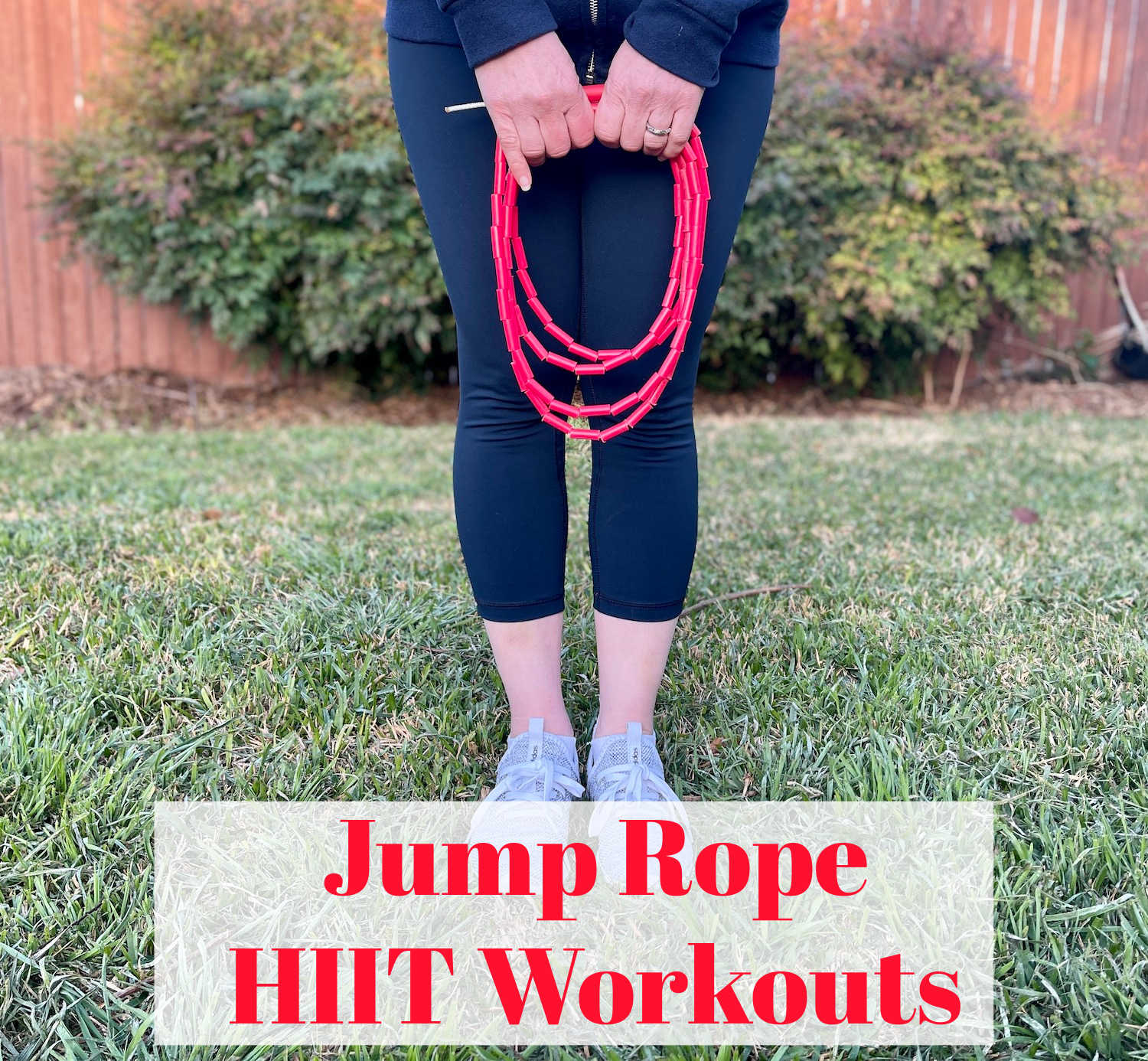 jump roper hiit workouts