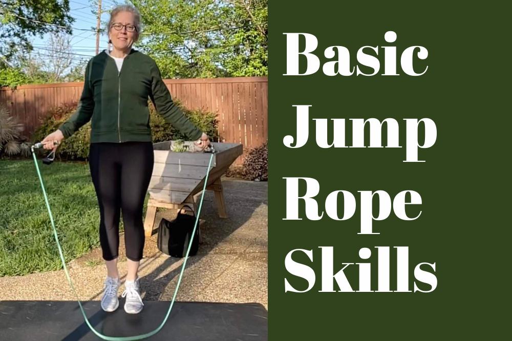 basic jump rope skills