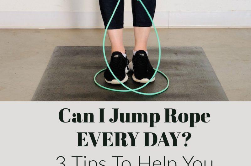 jump rope daily
