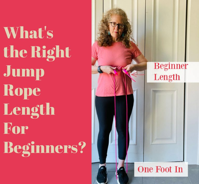 What's the Right Jump Rope Length For Beginners?
