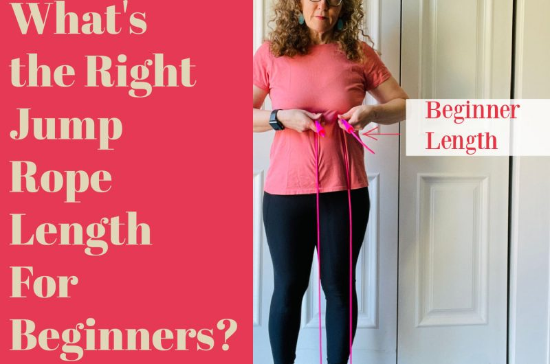 jump rope length for beginners