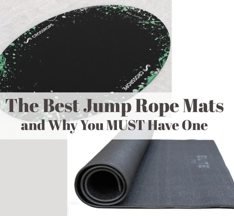 The Best Jump Rope Mats and Why you Must Have One