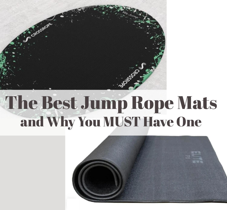 jump rope mats